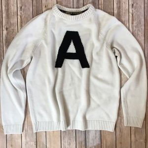 Armani Exchange A X Knitted Sweater